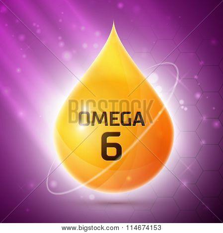 Omega 3 icon