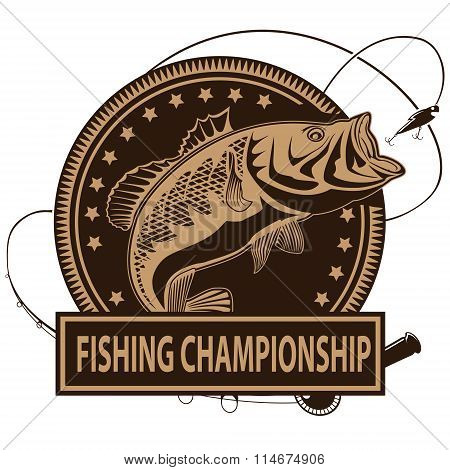 Peach Fish Fishing Championship 1