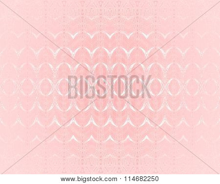 Seamless ellipses pattern pink white shiny