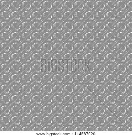 Abstract Seamless Background With Shiny Pattern