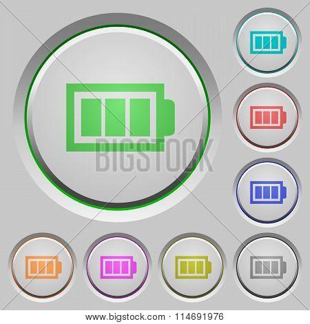 Full Battery Push Buttons
