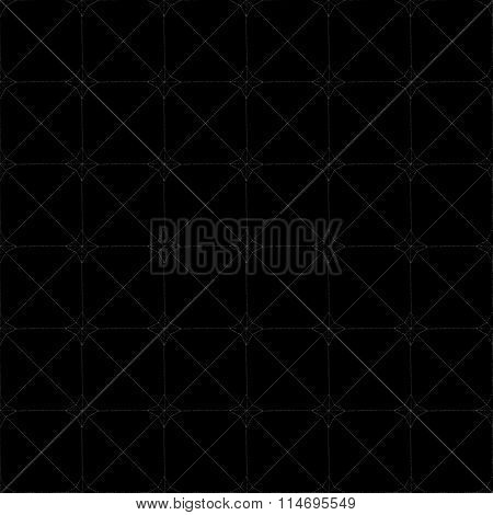 Vector Seamless Pattern In Chalk And Board Style