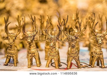 Golden Stags For Sale