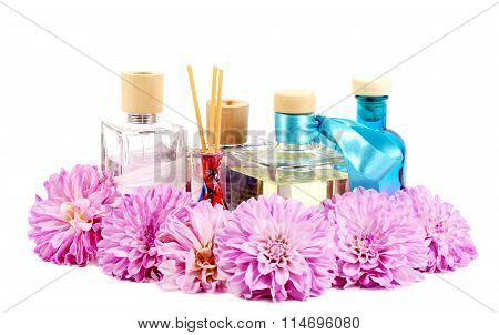 Essential perfume oil