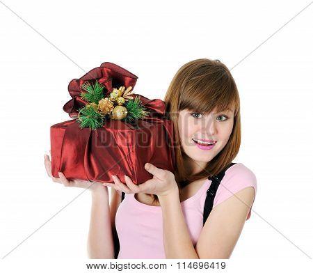 I got a gift