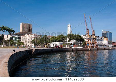 Rio de Janeiro Port