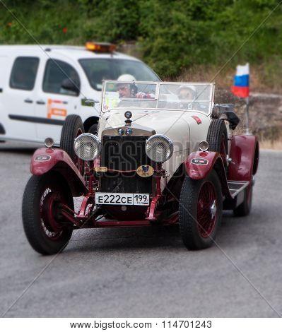 ALFA ROMEO RL Super Sport Torpedo 1925