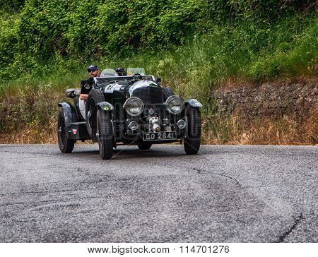BENTLEY 4,5 Litre Supercharged 1930