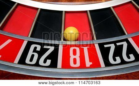 Ball In Number Eighteen