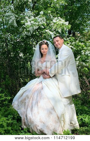 Wedding.happy Couple