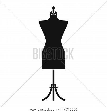 Dressmaker model icon