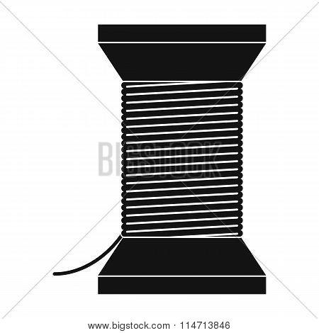 Thread bobbin icon