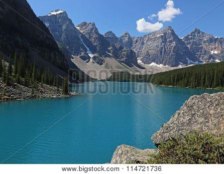 Lake Moraine View