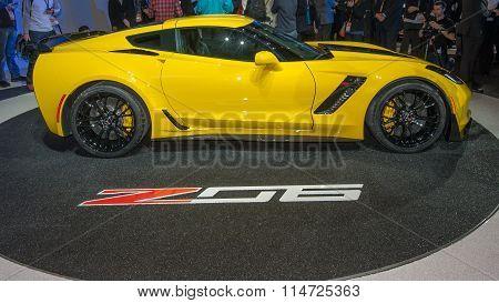 Chevrolet (Chevy) Corvette Z06