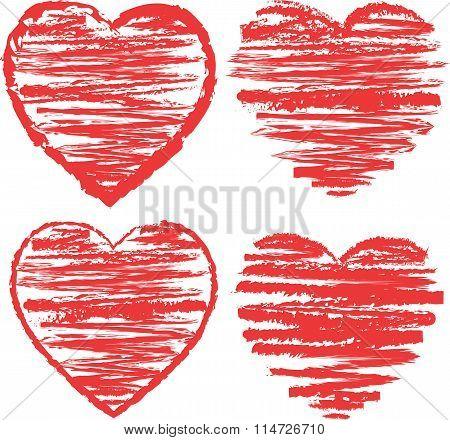 Isolated Hearts
