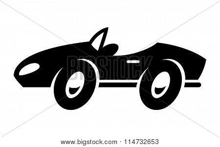 Convertible Sports Car