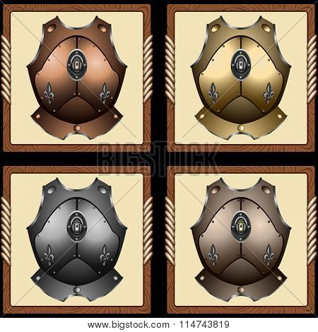 Icons Pirate Cuirass