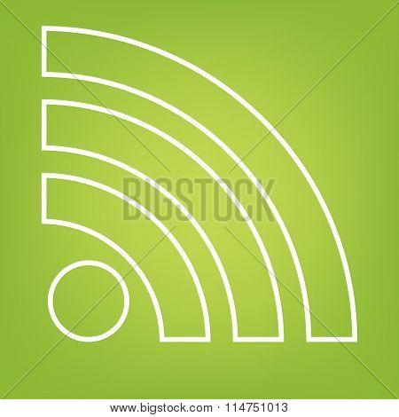 RSS line ico