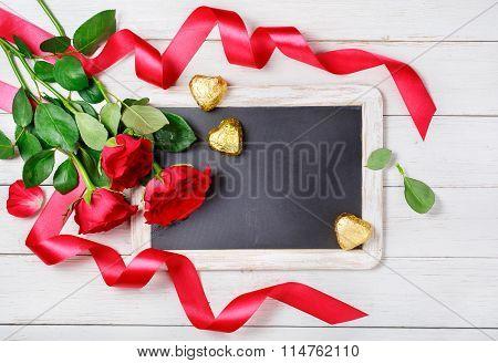 Valentine's day Day Background