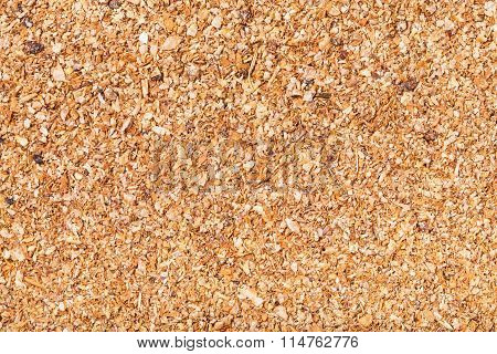 Milled Natural Grass Bran