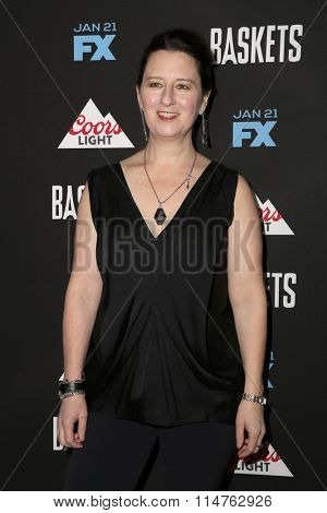 vLOS ANGELES - JAN 14:  Blair Beard at the Baskets Red Carpet Event at the Pacific Design Center on January 14, 2016 in West Hollywood, CA