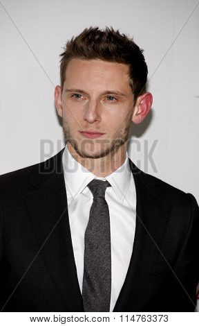 HOLLYWOOD, CALIFORNIA - November 10, 2011. Jamie Bell at the AFI FEST 2011