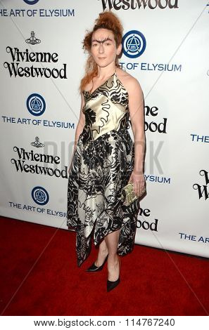 vLOS ANGELES - JAN 9:  Cheryl Worden at the The Art of Elysium Ninth Annual Heaven Gala at the 3LABS on January 9, 2016 in Culver City, CA