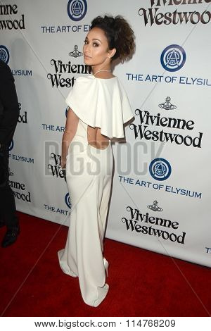 vLOS ANGELES - JAN 9:  Cara Santana at the The Art of Elysium Ninth Annual Heaven Gala at the 3LABS on January 9, 2016 in Culver City, CA