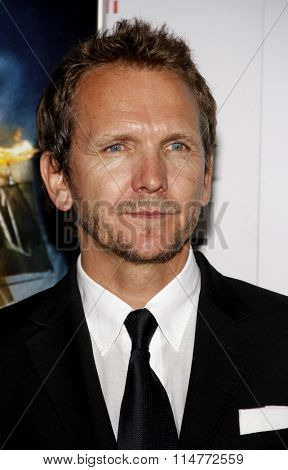 HOLLYWOOD, CALIFORNIA - November 10, 2011. Sebastian Roche at the AFI FEST 2011