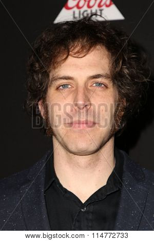 vLOS ANGELES - JAN 14:  Jonathan Krisel at the Baskets Red Carpet Event at the Pacific Design Center on January 14, 2016 in West Hollywood, CA