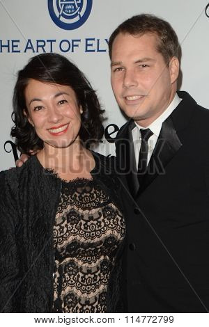 vLOS ANGELES - JAN 9:  Shepard Fairey at the The Art of Elysium Ninth Annual Heaven Gala at the 3LABS on January 9, 2016 in Culver City, CA