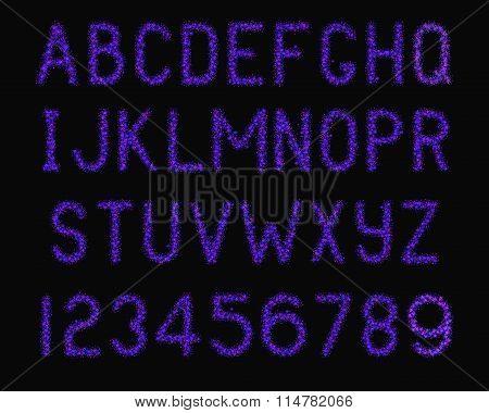 Sparkle Shine Font 1
