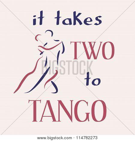 It takes two to tango.
