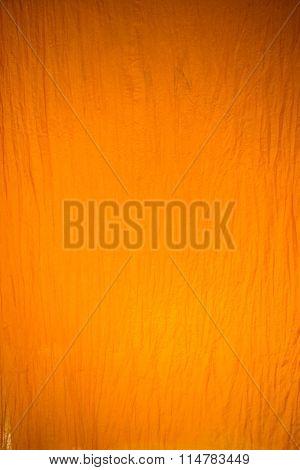 Yellow Orange Robe For Background Textures