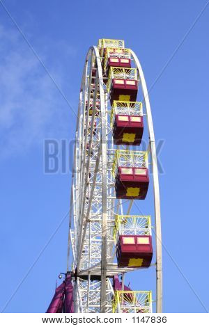 Ferris Wheel Sky