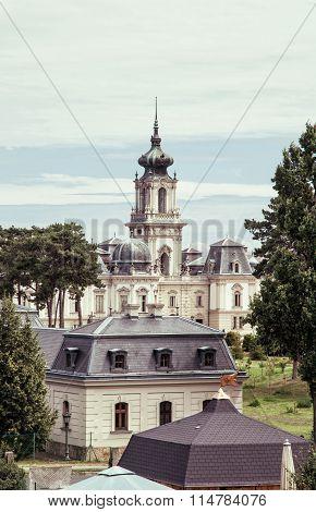 Festetics Palace, Keszthely, Hungary, Travel Destination