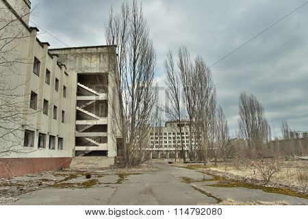 Central Square of Pripyat