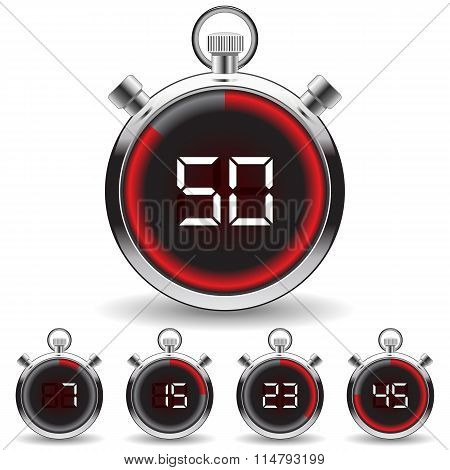 Vector timer