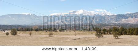 Pikes Peak Panoramic