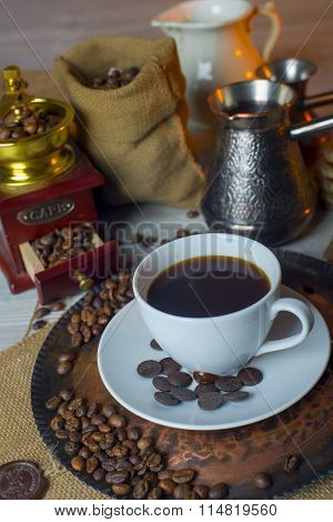 Coffee Cup Turk