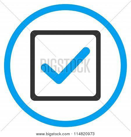 Checkbox Flat Icon