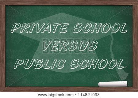 Private School Versus Public School