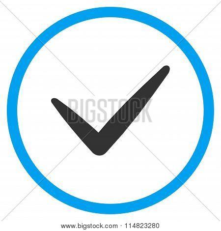 Valid Flat Icon
