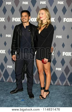 LOS ANGELES - JAN 15:  Nicholas Gonzalez at the FOX Winter TCA 2016 All-Star Party at the Langham Huntington Hotel on January 15, 2016 in Pasadena, CA