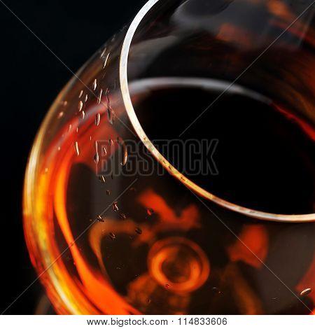 Brandy In Glass