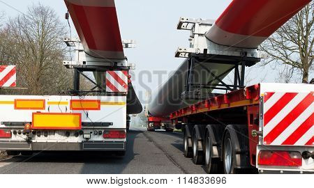 Renewable Energy heavy Transport