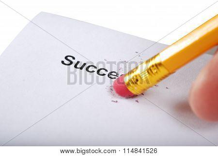 Pencil With Inscription