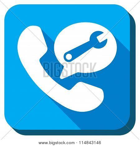 Telephone Service Message Icon