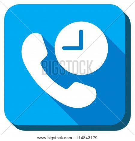 Phone Time Icon