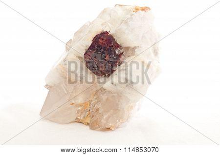 Spessartine Garnet